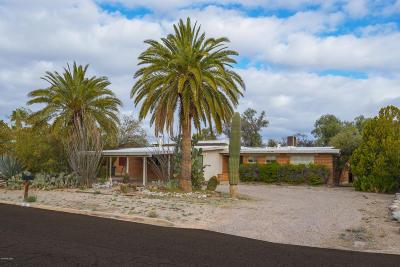 Tucson Single Family Home For Sale: 5211 E 17th Street