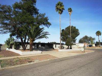 Pima County, Pinal County Single Family Home For Sale: 3000 S Harrison Road