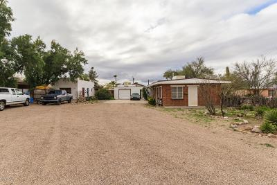 Tucson Single Family Home For Sale: 1625 N Dodge Boulevard