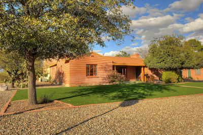 Tucson Single Family Home For Sale: 3005 E Hawthorne Street