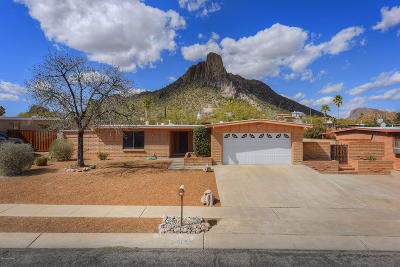Tucson Single Family Home For Sale: 3140 W Alaska Street