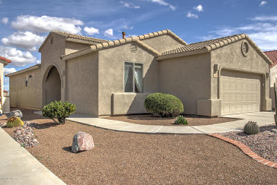 Green Valley AZ Single Family Home For Sale: $199,500