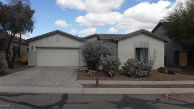 Sahuarita Single Family Home Active Contingent: 66 W Calle Tierra Sandia