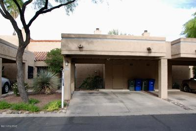 Tucson Townhouse For Sale: 3534 N Bentley Avenue
