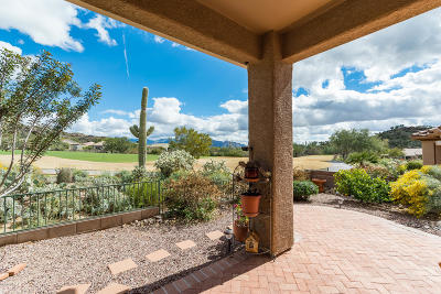 Pima County Single Family Home For Sale: 13662 N Nightstar Court
