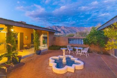 Tucson Single Family Home For Sale: 4930 E Placita Alisa
