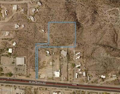 Residential Lots & Land For Sale: 4460 W Valencia Road