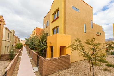 Tucson Townhouse For Sale: 2426 E Blue Diamond Drive