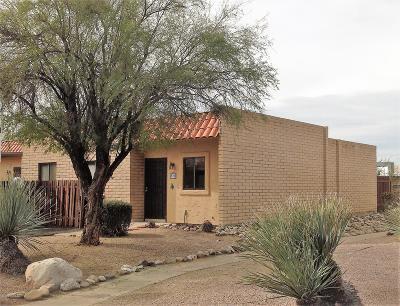 Tucson AZ Townhouse For Sale: $134,999