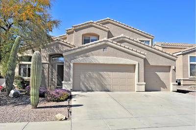 Oro Valley Single Family Home For Sale: 304 W Sacaton Canyon Drive