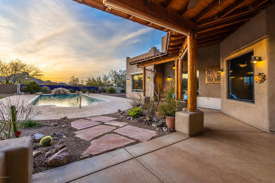 Tucson Single Family Home For Sale: 7014 N Camino Verde
