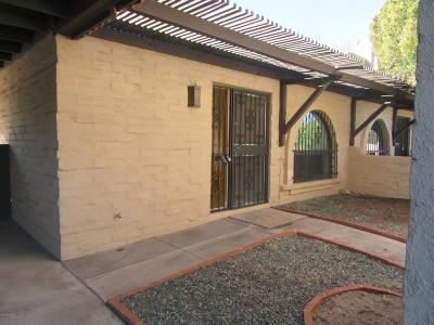 Tucson Townhouse For Sale: 5296 N Pueblo Villas Drive