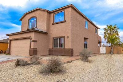 Tucson Single Family Home Active Contingent: 2253 E Calle Los Marmoles