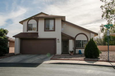 Pima County, Pinal County Single Family Home For Sale: 8010 E Pageau Road