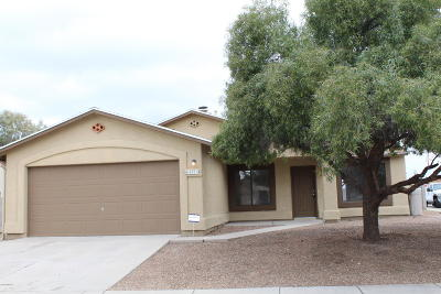 Tucson Single Family Home For Sale: 4971 S Larch Place