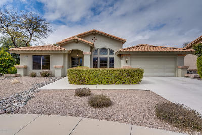 Oro Valley AZ Single Family Home For Sale: $375,000