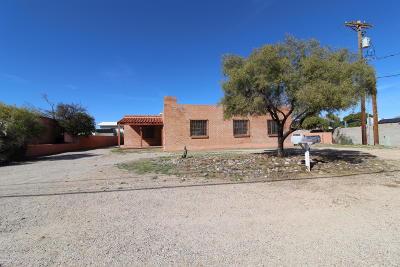 Tucson Single Family Home For Sale: 639 N Columbus Boulevard