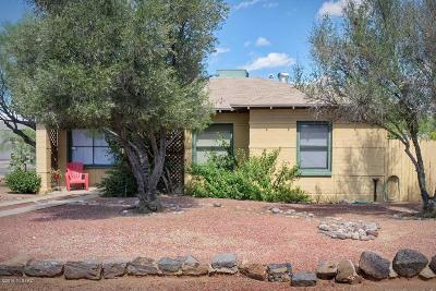 Tucson Single Family Home For Sale: 1105 E Seneca Street