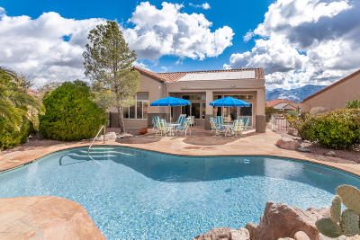 Oro Valley Single Family Home For Sale: 889 E Claridge Place