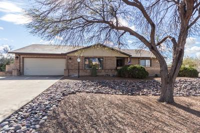 Tucson Single Family Home For Sale: 3700 N Placita Chivo