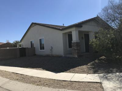 Pima County Single Family Home Active Contingent: 6785 S Twinberry Drive