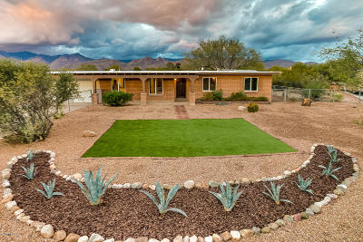 Tucson Single Family Home For Sale: 9443 E Wasatch Place