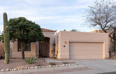 Single Family Home Active Contingent: 1300 W Paintbrush Place