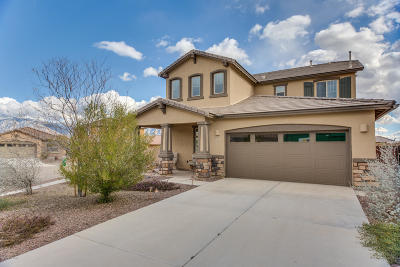 Single Family Home For Sale: 13617 N Vistoso Reserve Place