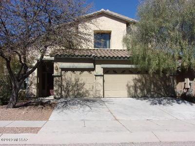 Tucson Single Family Home For Sale: 10571 E Ravenswood Street