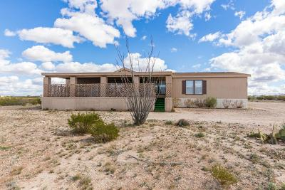 Pima County Manufactured Home For Sale: 4855 E Mouse Trail