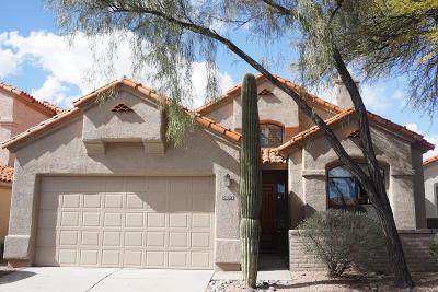 La Paloma Single Family Home For Sale: 5893 N Misty Ridge Drive