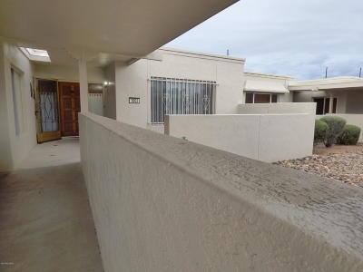 Tucson AZ Townhouse For Sale: $167,000