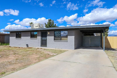 Tucson Single Family Home For Sale: 7721 E 45th Street