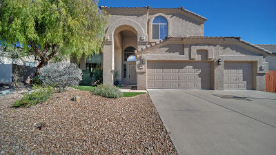 Single Family Home For Sale: 12946 N Whitlock Canyon Drive