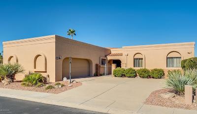Tucson Single Family Home For Sale: 4401 N Camino De Carrillo