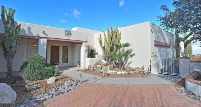 Tucson Single Family Home For Sale: 6443 W Quail Covey Place