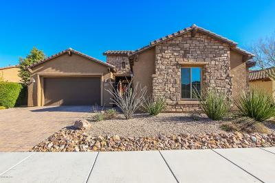 Marana Single Family Home For Sale: 4635 W Placita Casa Sevilla