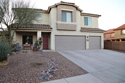 Sahuarita Single Family Home For Sale: 14430 S Camino Tabano