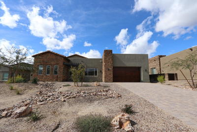 Oro Valley Single Family Home For Sale: 14241 N Hidden Enclave Place #Lot 4