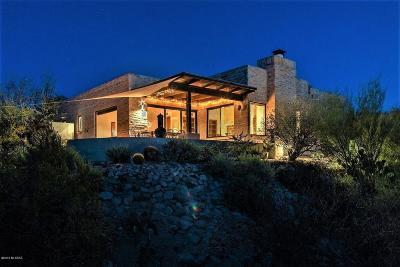 Tucson Single Family Home For Sale: 4831 N Via Sonrisa
