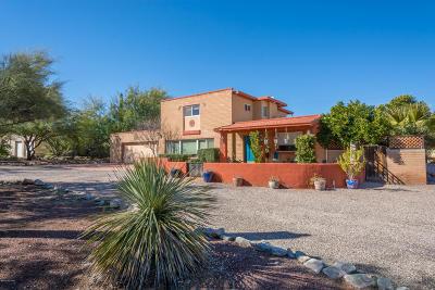 Tucson Single Family Home For Sale: 1221 N Camino De Juan