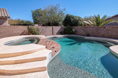 Tucson Single Family Home For Sale: 2597 W Cholla Cliff Court