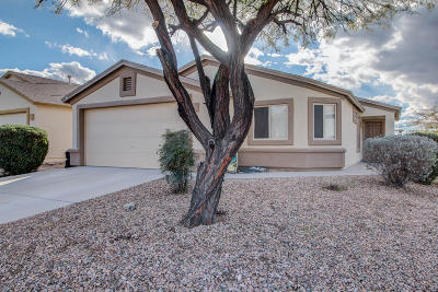 Single Family Home Active Contingent: 8414 S Mt Elise Road