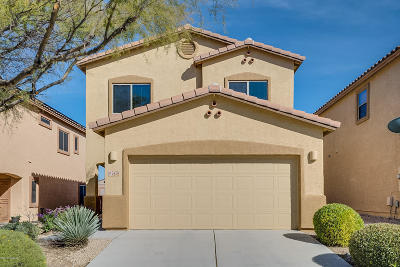 Pima County, Pinal County Single Family Home For Sale: 7479 E Fair Meadows Loop