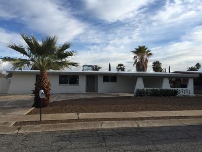Tucson Single Family Home For Sale: 7533 E 33rd Street