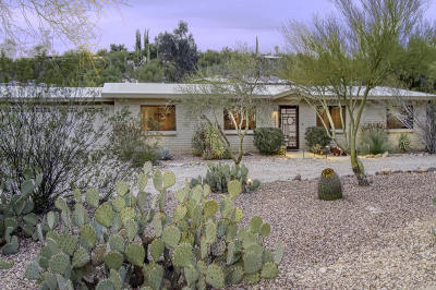 Tucson Single Family Home For Sale: 6421 N Camino Katrina