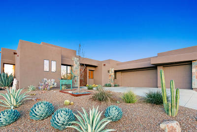 Marana Single Family Home Active Contingent: 4020 W Phantom Horse Place