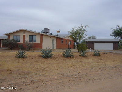 Tucson Single Family Home For Sale: 14495 S Kast Place