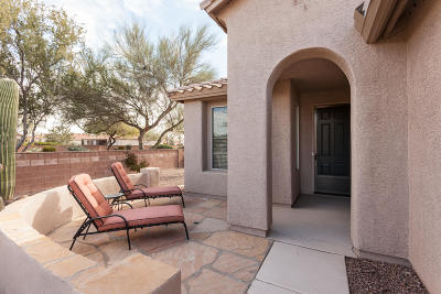 Tucson Single Family Home For Sale: 7707 W Starry Night Lane