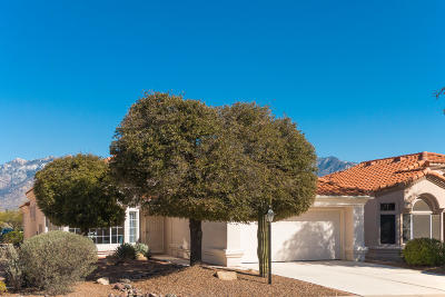 Oro Valley Single Family Home For Sale: 14038 N Trade Winds Way
